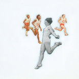 JONATHAN MEYER, Track & Field 3, 2003, private collection, USA