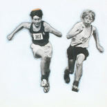 JONATHAN MEYER, Track & Field 4, 2003, private collection, USA